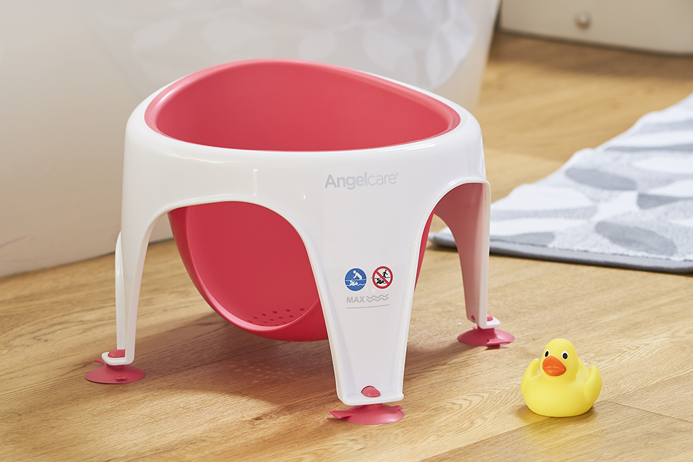 Angelcare Soft Touch Baby Bath Seat - Mumii.co.uk
