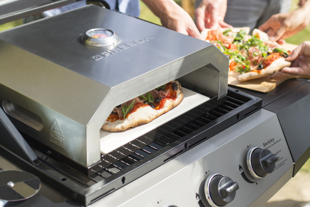Firebox Pizza Oven